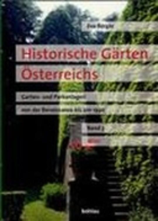 Historische Gärten Österreichs