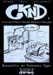 Geektionnerd tome 1. Rencontre du troisième type