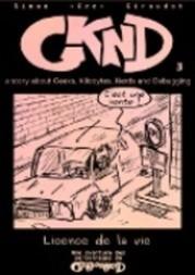 Geektionnerd tome 3. Licence de la vie