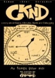 Geektionnerd tome 4. Au temps pour moi