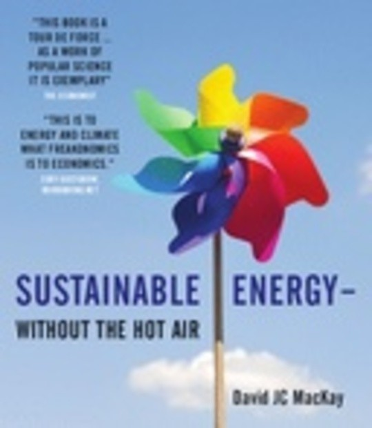 Energia sostenibile — senza aria fritta