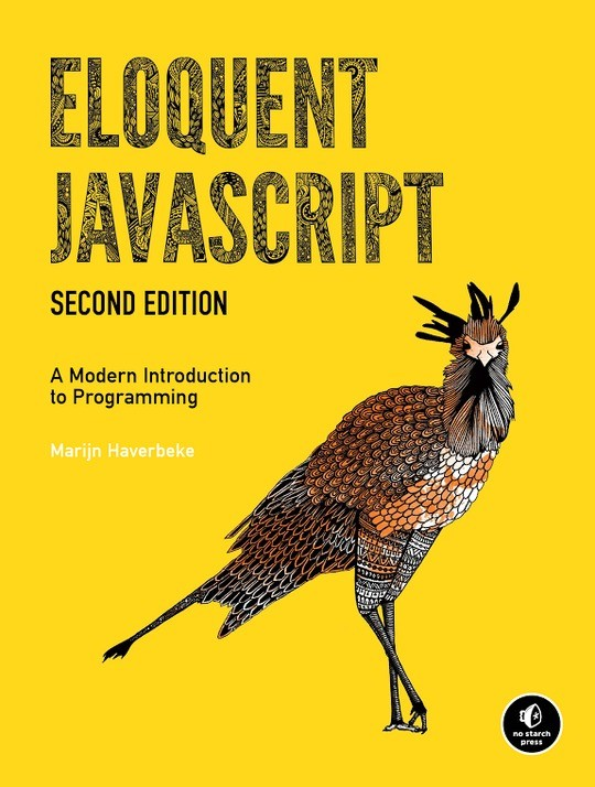 Eloquent JavaScript, 2nd Ed.