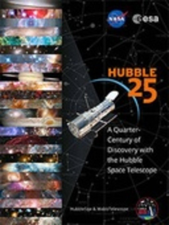 Hubble 25: A Quarter-Century of Discovery with the Hubble Space Telescope