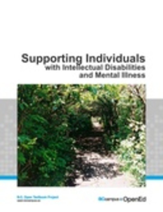 Supporting Individuals with Intellectual Disabilities & Mental Illness