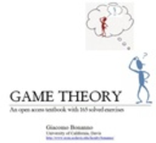Game Theory: An open access textbook with 165 solved exercises