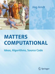 Matters Computational: Ideas, Algorithms, Source Code
