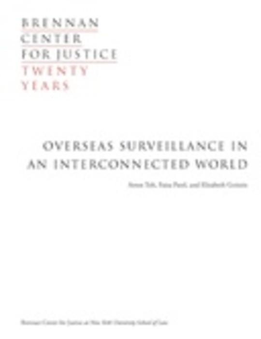 Overseas Surveillance in an Interconnected World