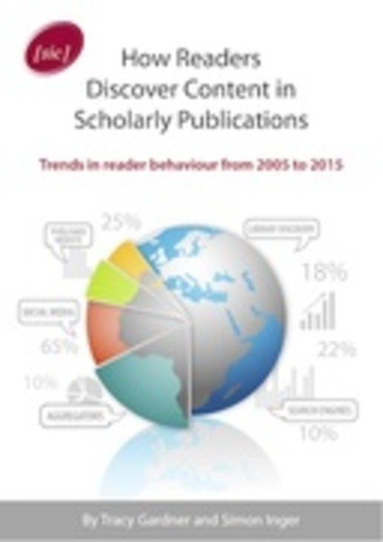 How Readers Discover Content in Scholarly Publications
