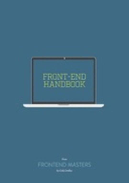 Front-end Handbook