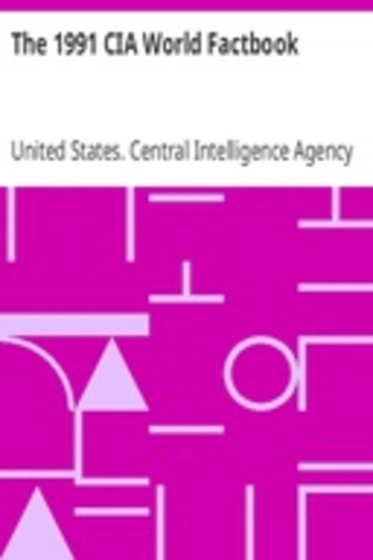 The 1991 CIA World Factbook