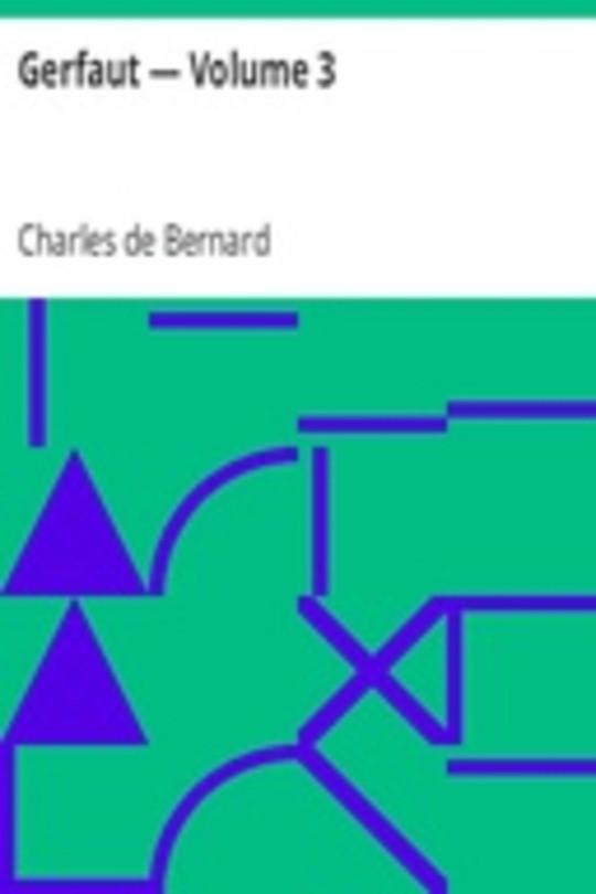Gerfaut — Volume 3