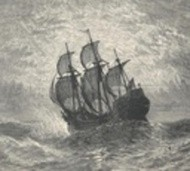 The Mayflower and Her Log; July 15, 1620-May 6, 1621 — Complete