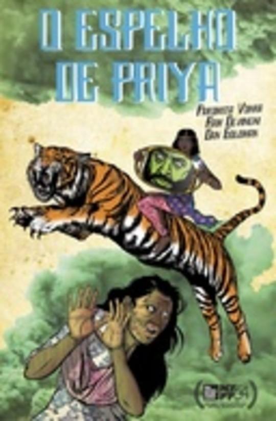 O Espelho de Priya