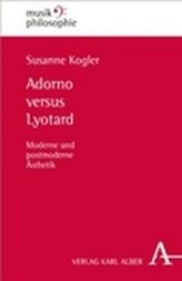 Adorno versus Lyotard
