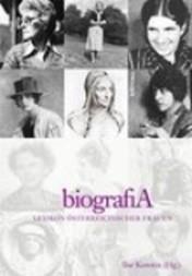 biografiA. Lexikon österreichischer Frauen, Band 3