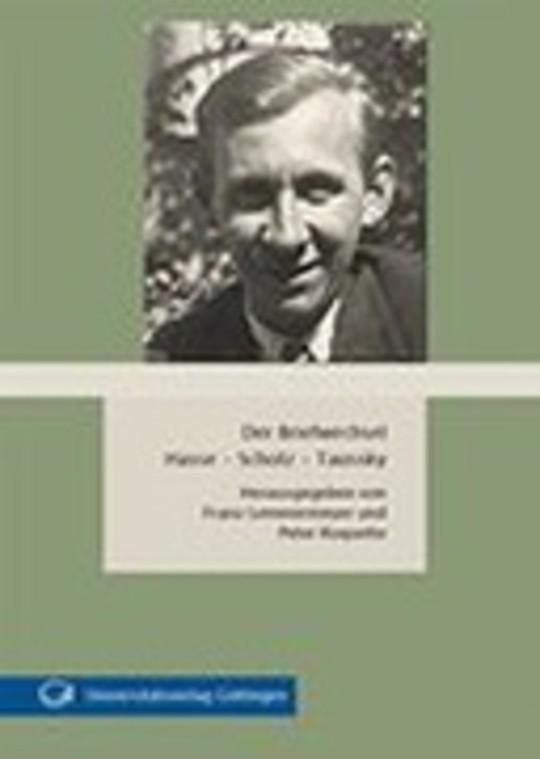 Der Briefwechsel Hasse - Scholz - Taussky
