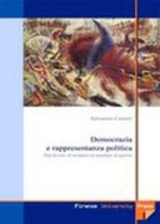 Democrazia e rappresentanza politica