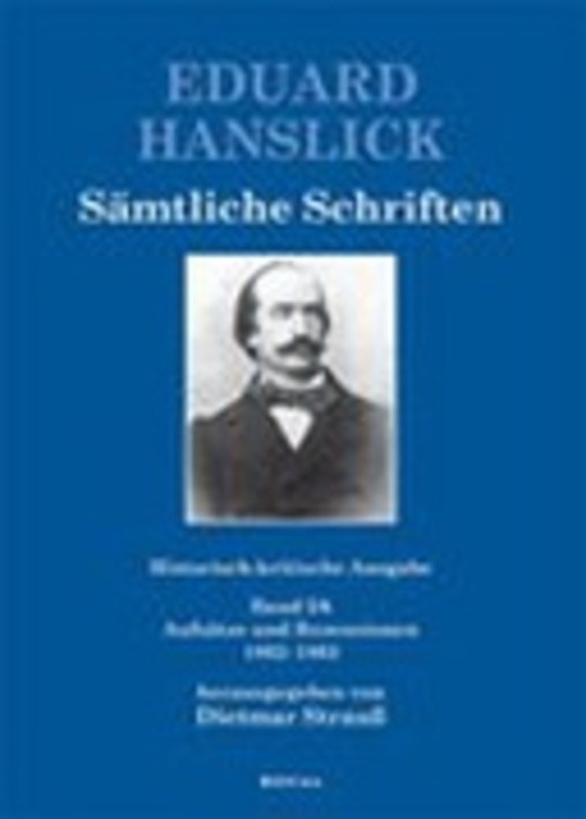Sämtliche Schriften: Aufsätze und Rezensionen, 1862-1863