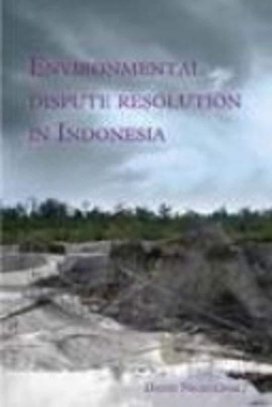 Environmental dispute resolution in Indonesia
