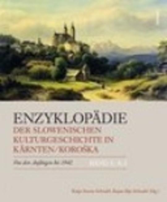 Enzyklopädie der slowenischen Kulturgeschichte in Kärnten/Koroška, Band 3: PO-Z