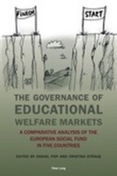 The Governance of Educational Welfare Markets
