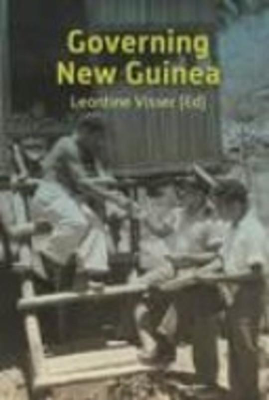 Governing New Guinea