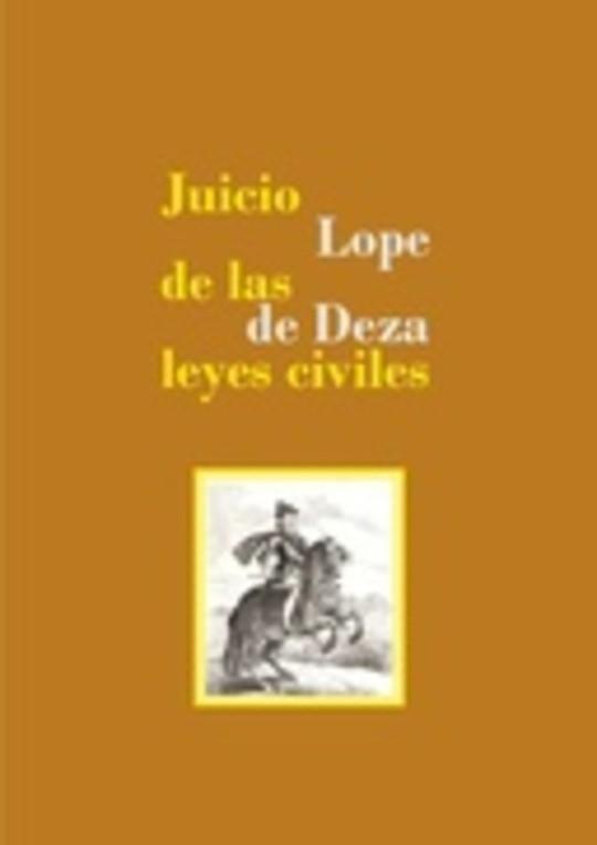 Juicio de las leyes civiles