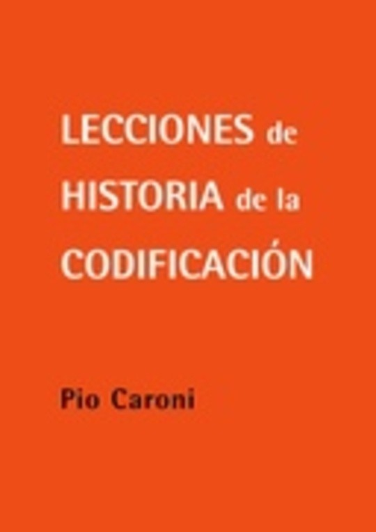 Lecciones de historia de la codificación