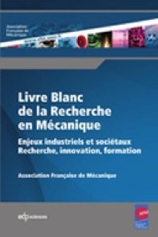 Livre Blanc de la Recherche en Mécanique