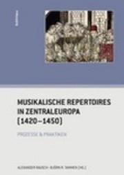 Musikalische Repertoires in Zentraleuropa (1420-1450)