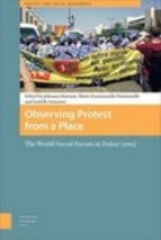 Observing Protest from a Place: The World Social Forum in Dakar (2011)