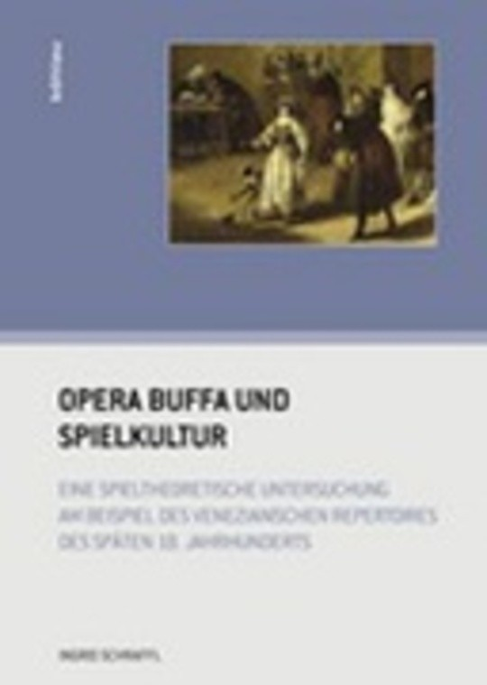 Opera buffa und Spielkultur