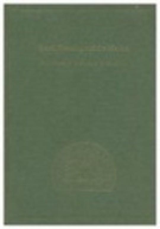Verhandelingen van het Koninklijk Instituut voor Taal-, Land- en Volkenkunde