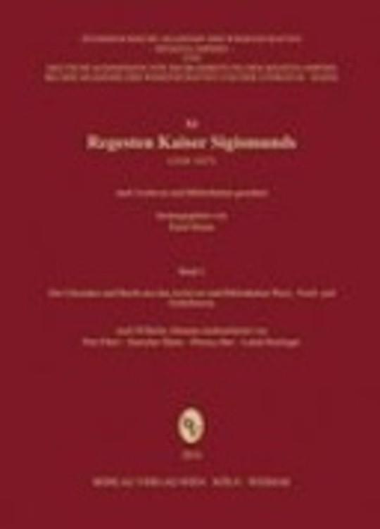 Regesten Kaiser Sigismunds (1410-1437)