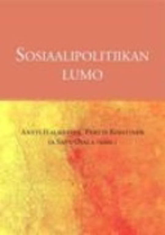 Sosiaalipolitiikan lumo