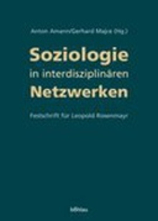 Soziologie in interdisziplinären Netzwerken