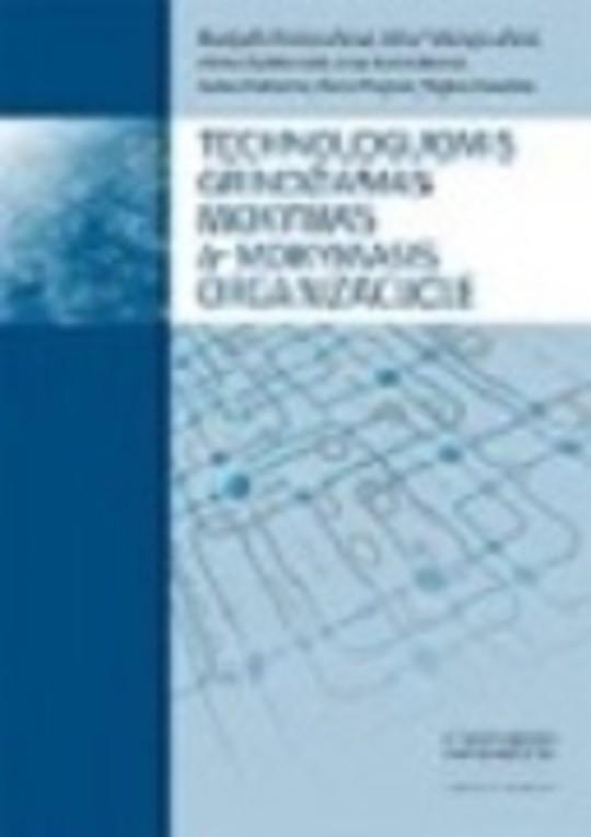 Technologijomis grindžiamas mokymas ir mokymasis organizacijoje