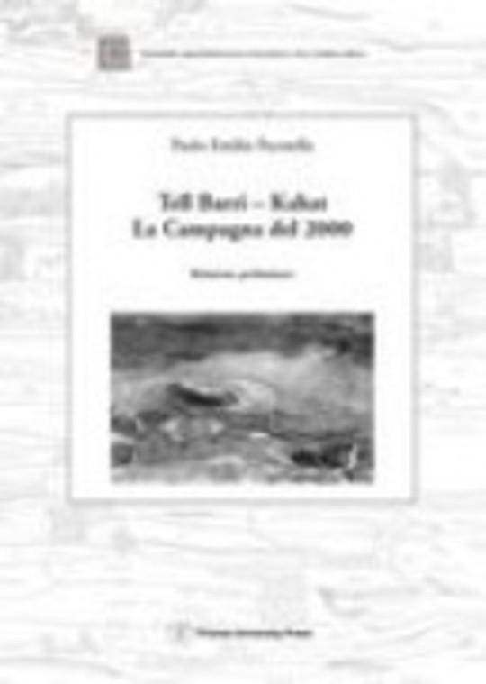 Tell Barri/Kahat: la campagna del 2000
