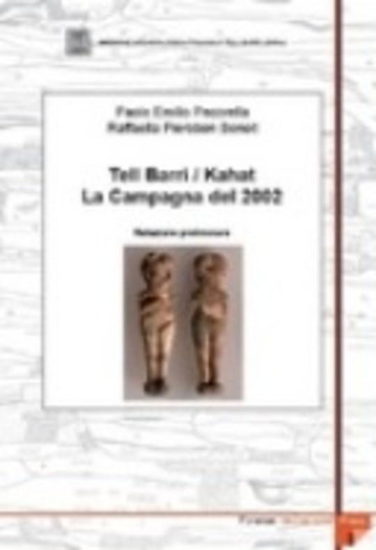 Tell Barri/Kahat: la campagna del 2002