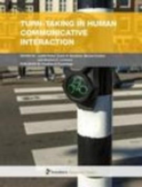 Turn-Taking in Human Communicative Interaction