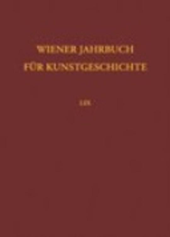 Wiener Jahrbuch für Kunstgeschichte