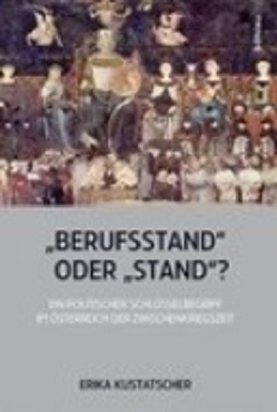 """""""Berufsstand"""" oder """"Stand""""?"""