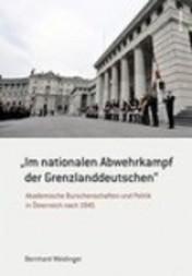 """""""Im nationalen Abwehrkampf der Grenzlanddeutschen"""""""