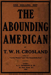 The Abounding American