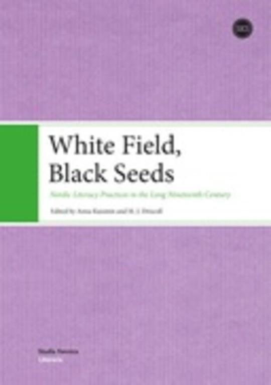 White Field, black seeds
