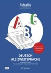 Deutsch als Zweitsprache: Alphabetisierung für Jugendliche und junge Erwachsene