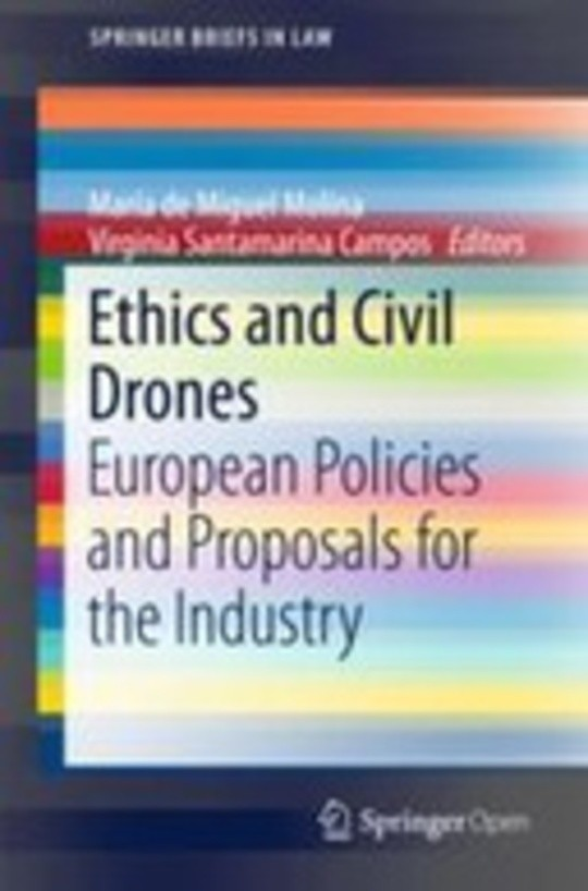 Ethics and Civil Drones: European Policies and Proposals for the Industry