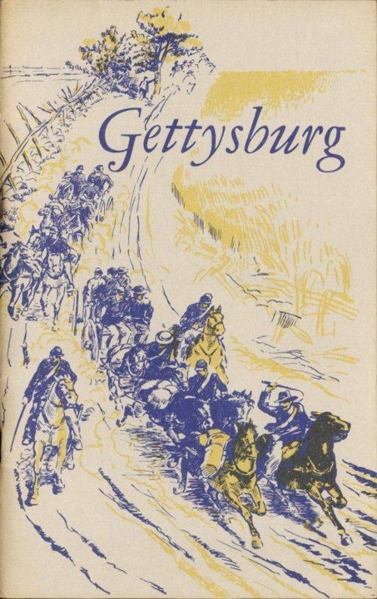 Gettysburg National Military Park, Pennsylvania National Park Service Historical Handbook Series #9
