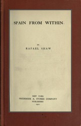 Spain from within