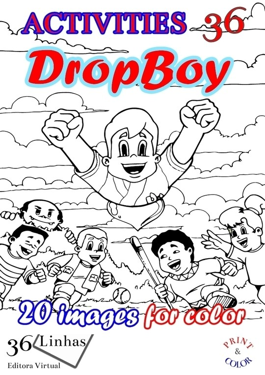 Activities36 - Dropboy - vol. 1